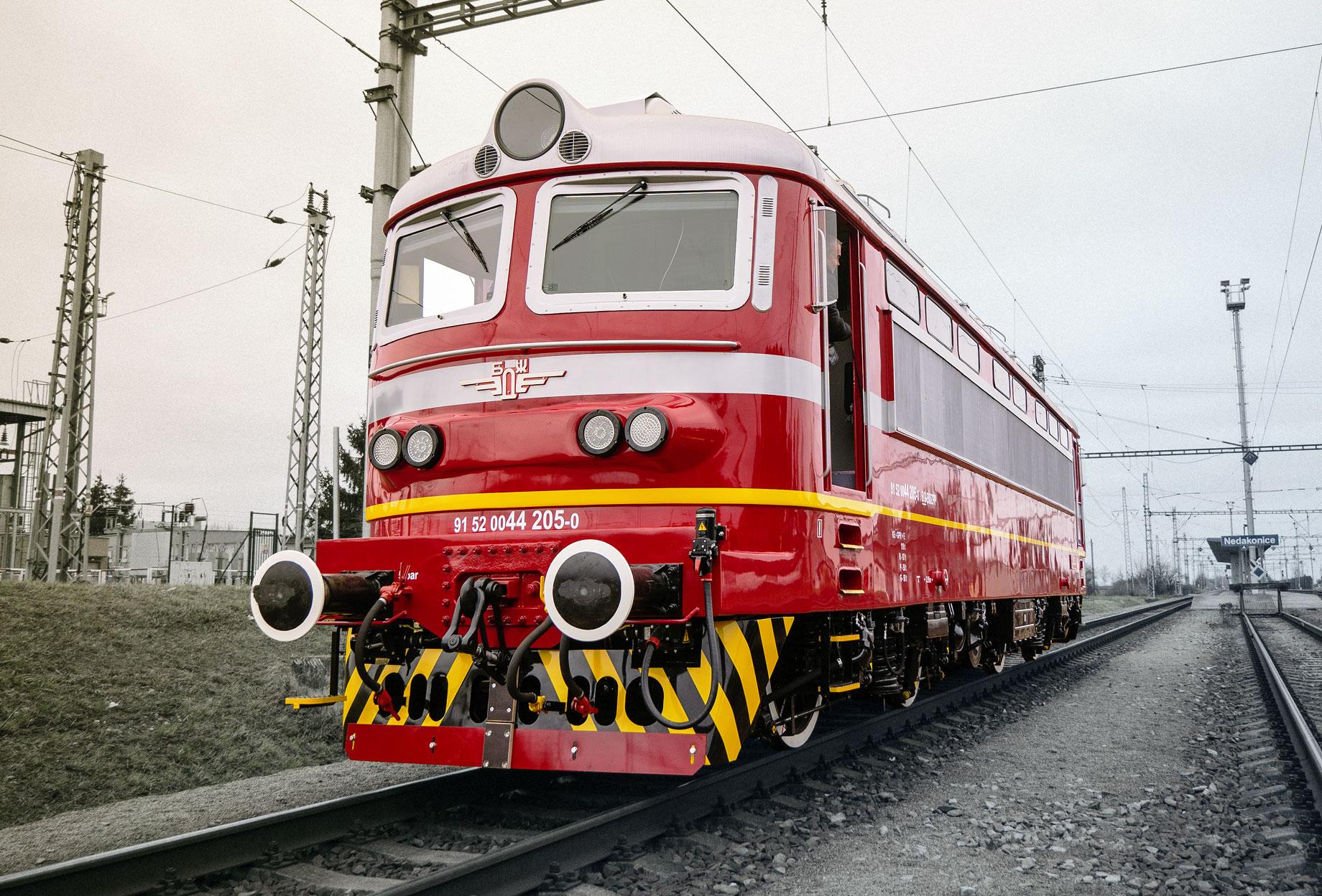 Modernizace Škody 68E1-E7